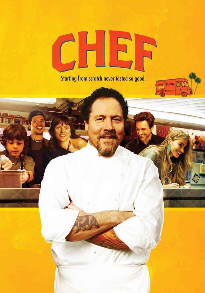 """Filme """"Chef"""": o glamour e a decadência de um Chef de cozinha"""