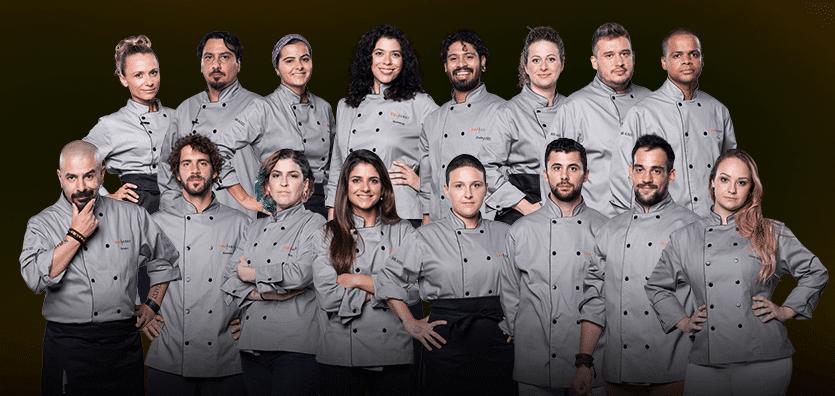 Top Chef Brasil chega ao país para competir com o MasterChef