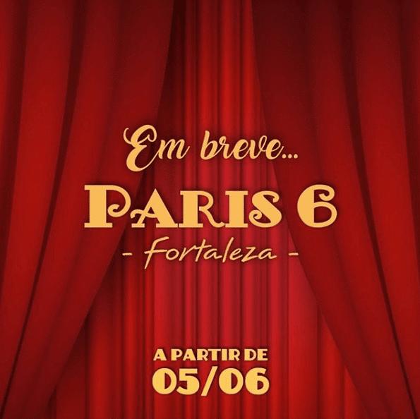Paris 6 inaugura em Fortaleza