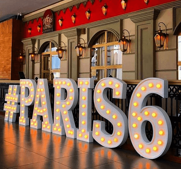 Paris 6 abriu, mas não surpreendeu