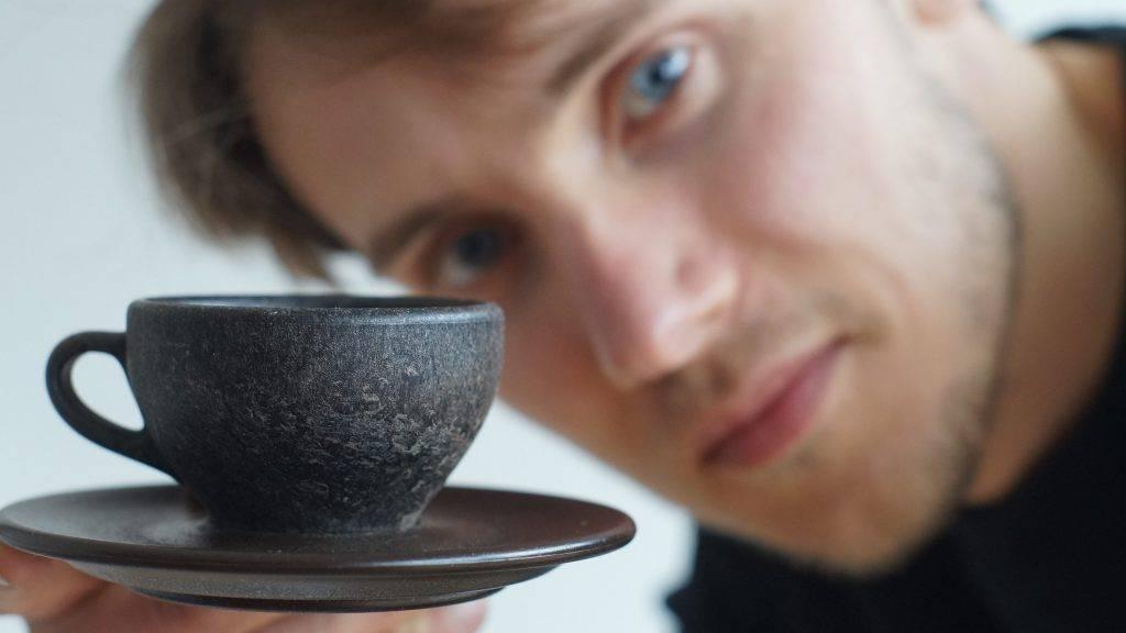 Kaffeeform: transforme seu café em xícara