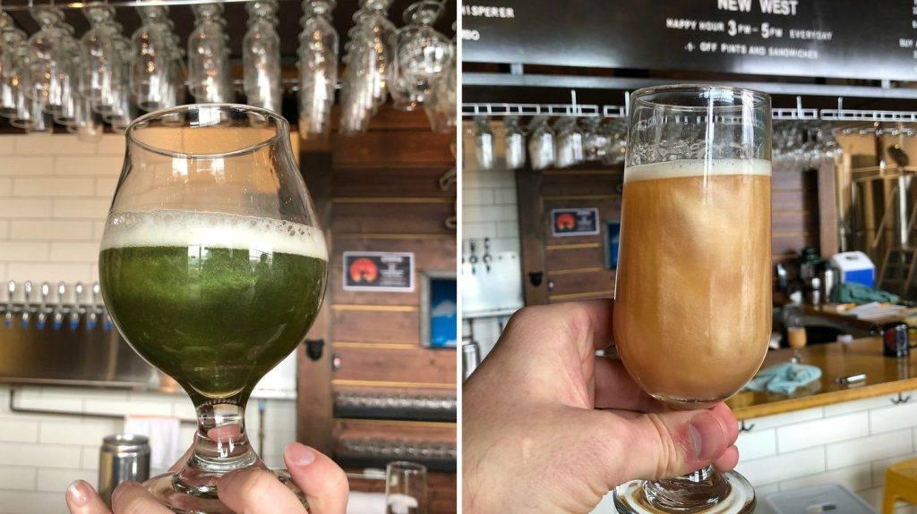 Glittery beer: a cerveja tendência nos bares dos Estados Unidos e Austrália