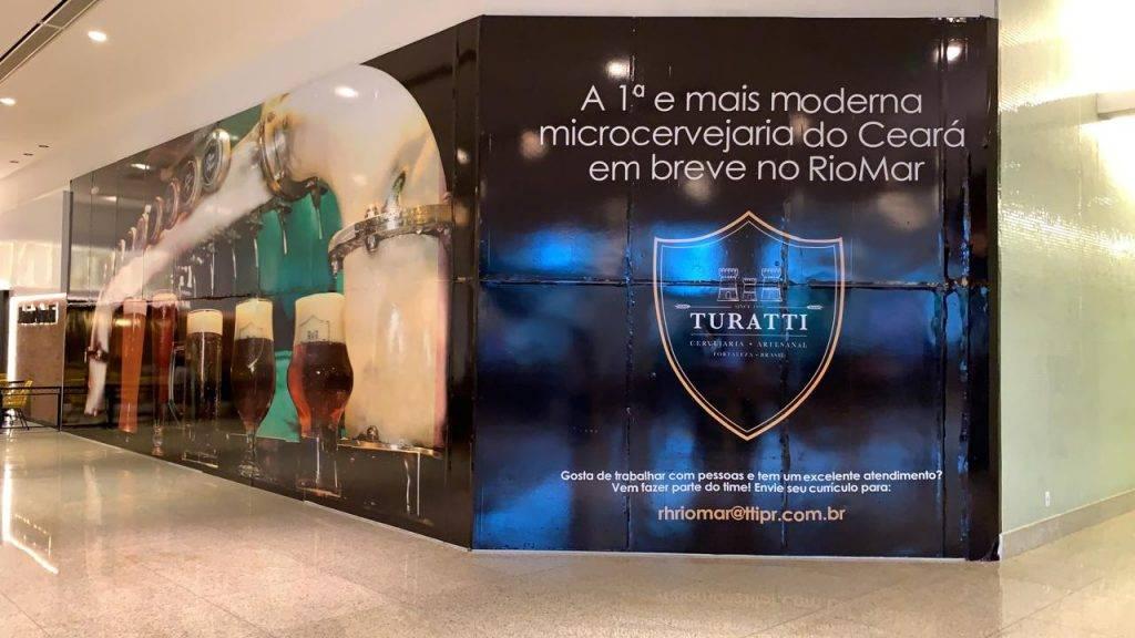 O que a cervejaria Turatti e o Riomar Fortaleza tem em comum?