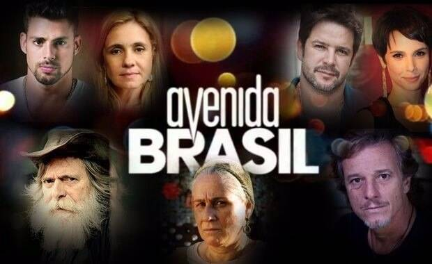avenida brasil globo reporter e a dona do pedaço