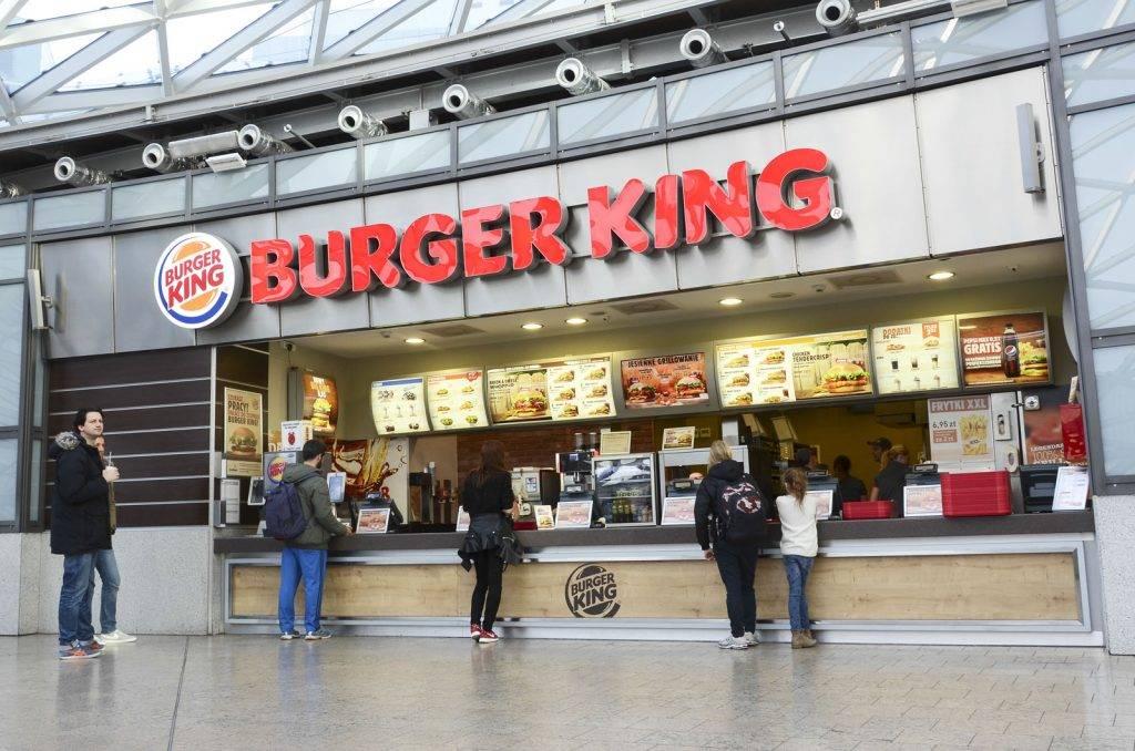 Mas não era vegano? Burger King é processado!