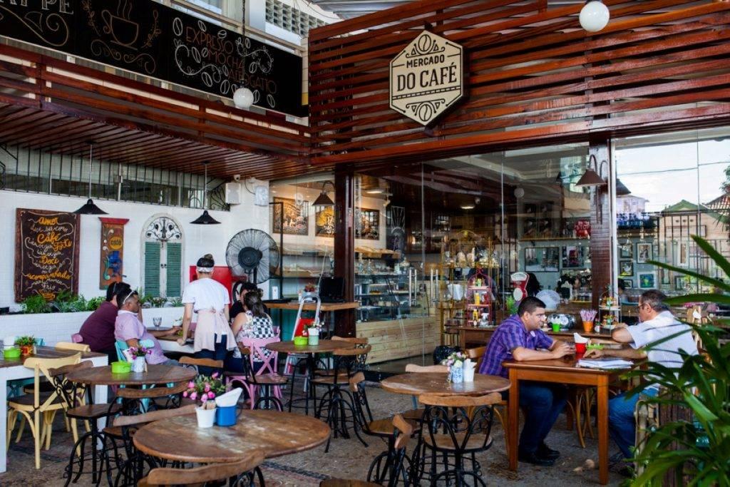 A Maria da Paz não fez, mas o Mercado do Café resolveu!