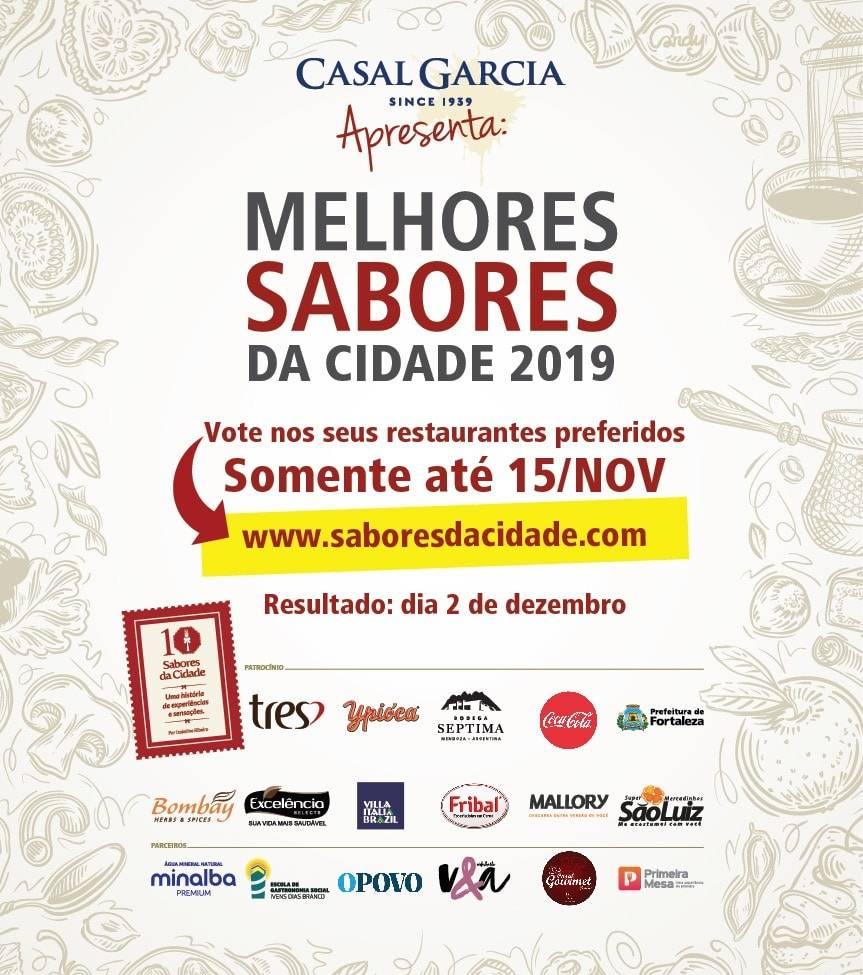 Premiação melhores Sabores da Cidade de Fortaleza, Ceará, Melhores Restaurantes, Ivens Dias Branco, Escola de Gastronomia Social, Dia 2 de dezembro
