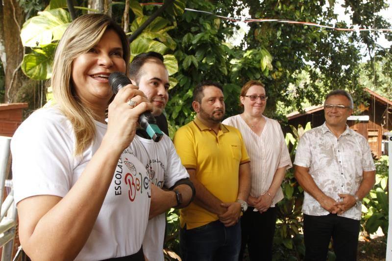 Escola de gastronomia inaugura em Belém.