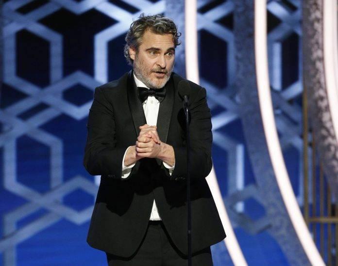 Joaquin Phoenix ganha Globo de Ouro de melhor ator drama