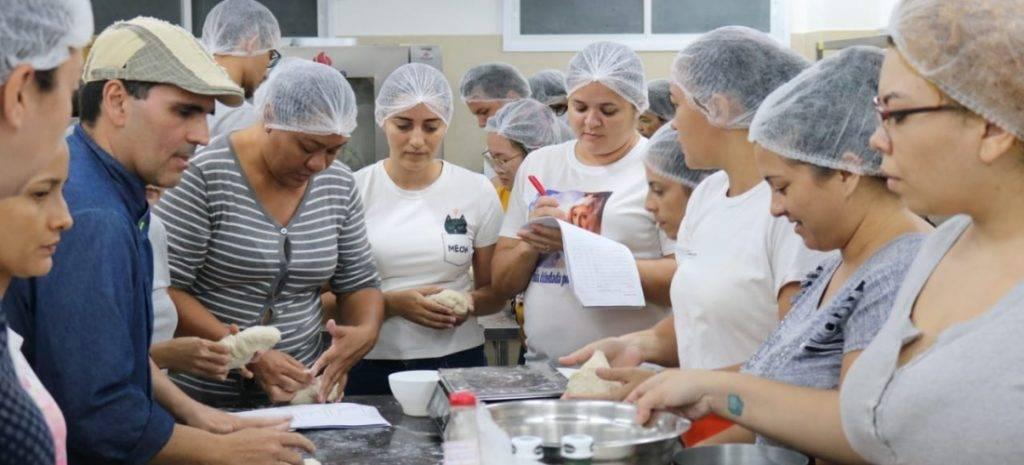 Escola de Gastronomia Social oferta 300 vagas em 15 cursos gratuitos em Fortaleza