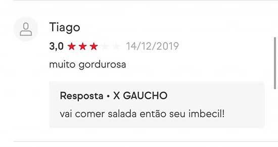 x gaucho