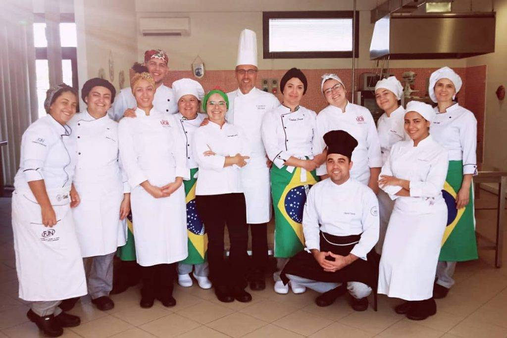Curso Internacional de Gastronomia Mediterrânea e Italiana chega ao Brasil