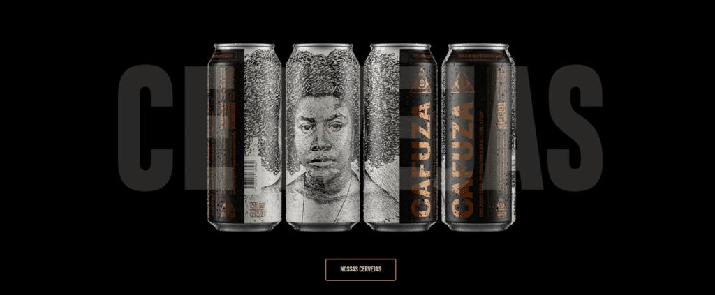 Cervejaria se desculpa por usar foto de negra escravizada em embalagem