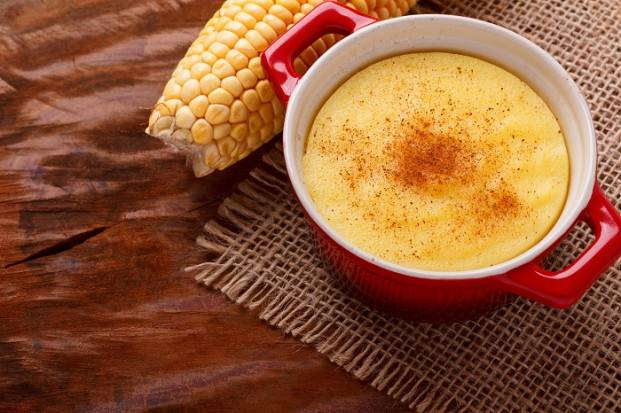 Receita de Curau de Milho ou Canjica Nordestina