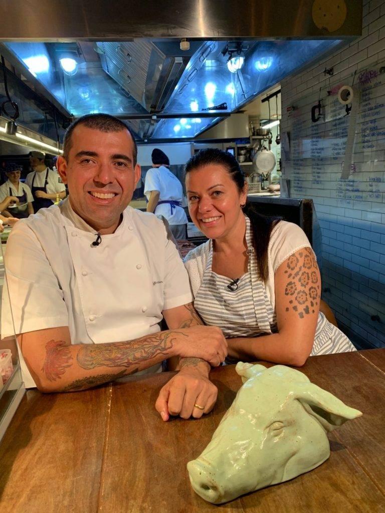 Chef d'A Casa do Porco Bar aposta em comida afetiva para delivery