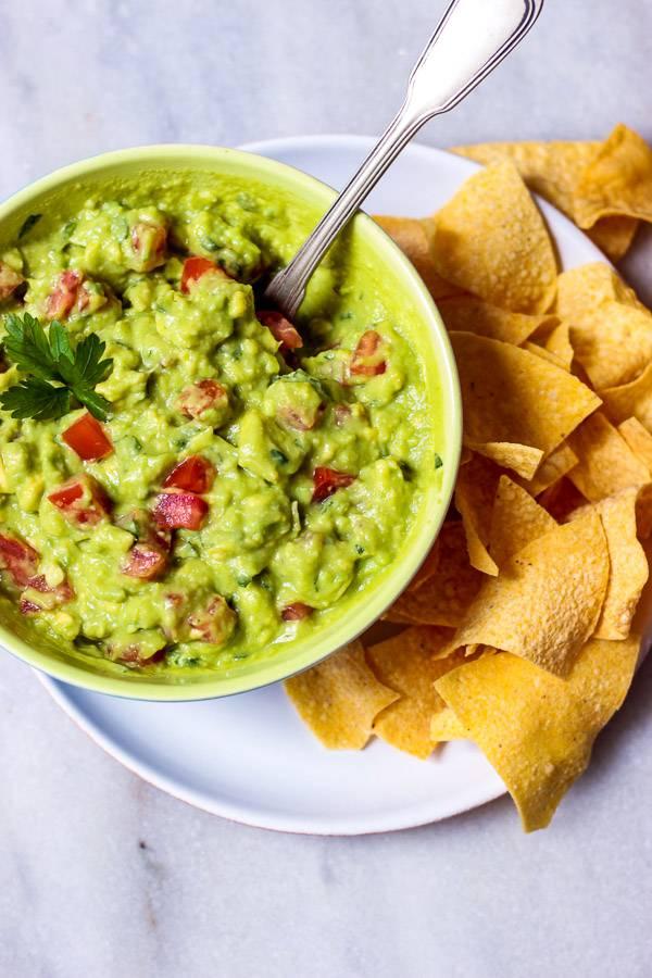 Aprenda Como Fazer a Receita de Guacamole Mexicano