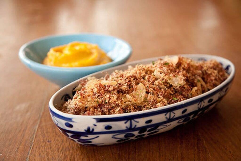 Receita de Paçoca com Carne Seca – Sem Usar o Pilão