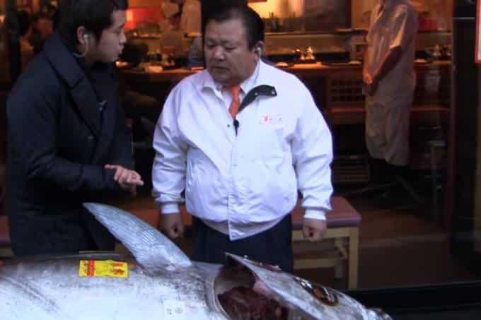 Proprietário do Sushi Zanmai gastou US$ 1,8 milhões em um atum