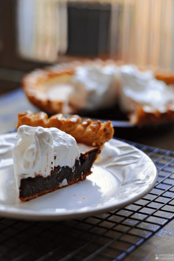 Receita da Torta de Chocolate da Minny – Filme Histórias Cruzadas