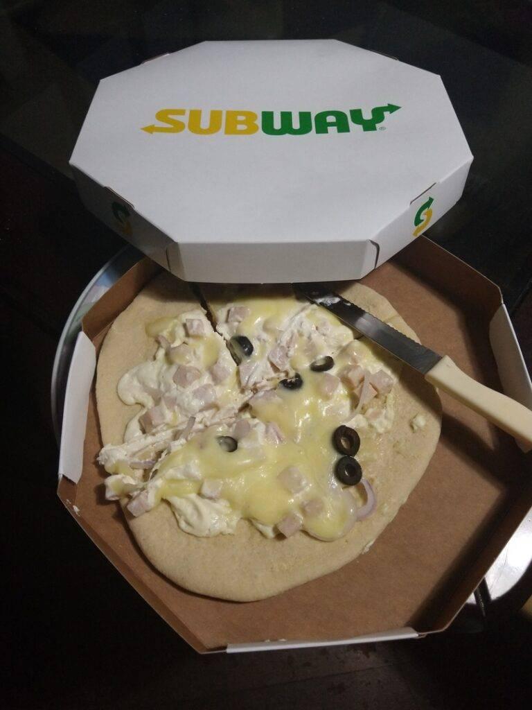 Subway divulga uma nota de esclarecimento sobre o novo produto