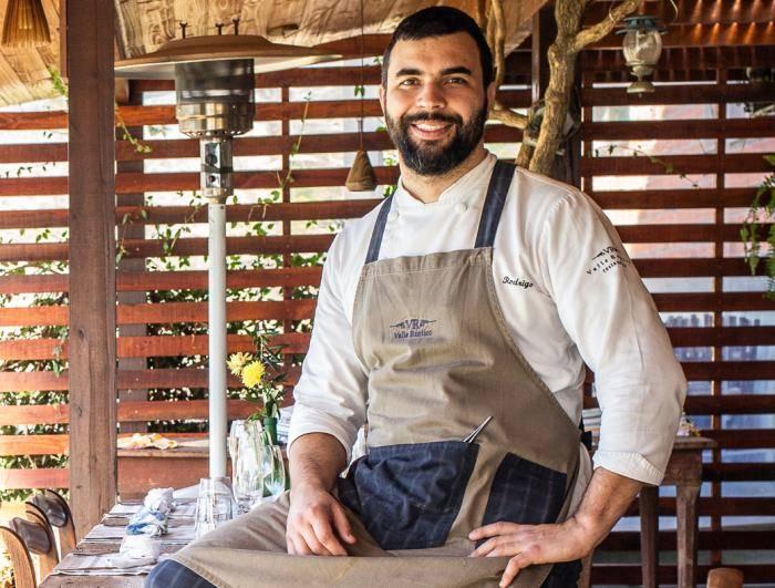 O chef Rodrigo Bellora assumi a cozinha do restaurante Alma RS