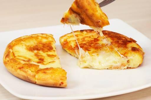 Aprenda Como Fazer Pão de Queijo de Frigideira