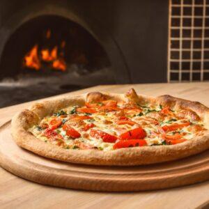 Receita de massa de pizza caseira