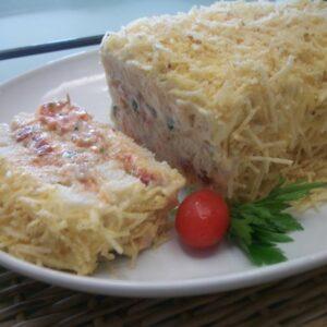 receita de torta fria de atum simples